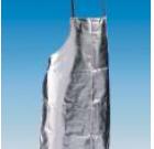 Fartuch aluminizowany żaroodporny JS