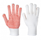 Ciężka rękawica nakrapiana Polka – A112