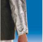 Zarękawek aluminizowany żaroodporny JS