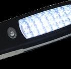 Latarka z 24 diodami typu LED.