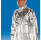Kurtka aluminizowana żaroodporna JS