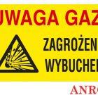 ZNAK BEZPIECZEŃSTWA Z-27G