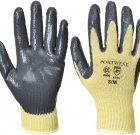 Rękawica nitrylowa, antyprzecięciowa poziom 3 – A600 PORTWEST